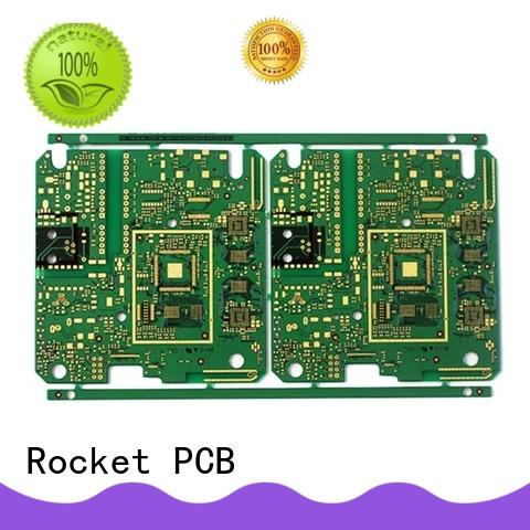 at discount pcb manufacturing process at discount Rocket PCB