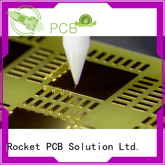 Rocket PCB hot-sale wire bonding surface finished for electronics