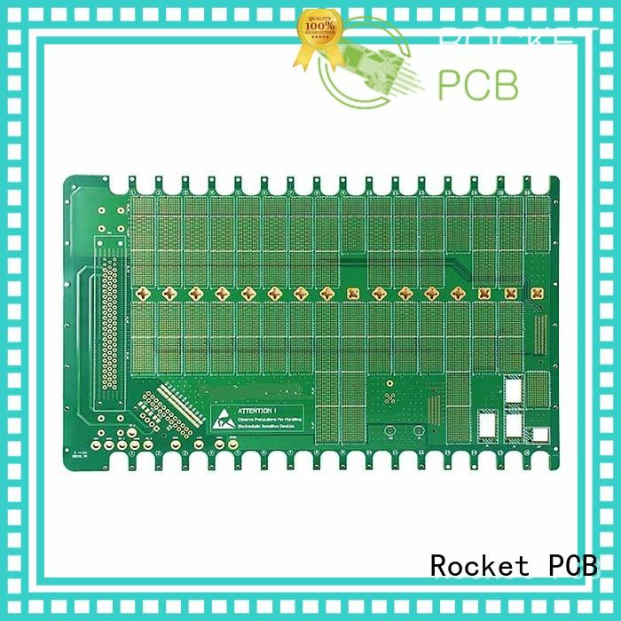 pcb order fabrication auto Rocket PCB