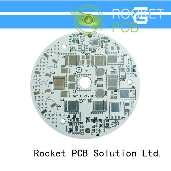 Rocket PCB base led pcb led for digital device