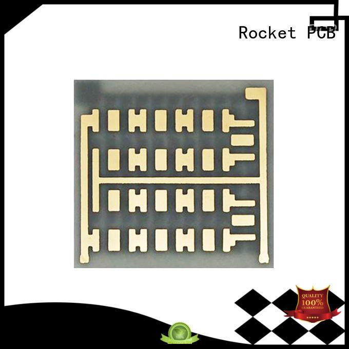 Rocket PCB ceramic ceramic pcb substrates for electronics