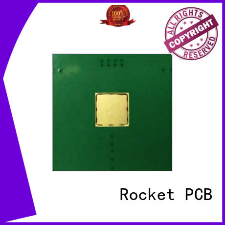 Thermal Management PCB metal core coin-embedded printed circuit board