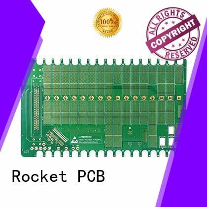 Rocket PCB back plane printed circuit board manufacturing fabricate at discount