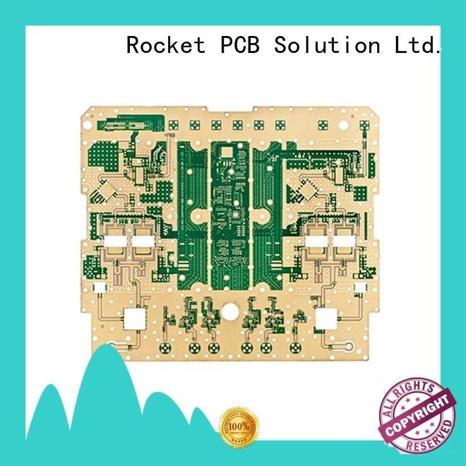 process rf pcb manufacturer rfmicrowave for automotive Rocket PCB