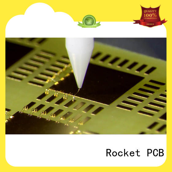 Rocket PCB top brand wire bonding pcb bulk fabrication for automotive