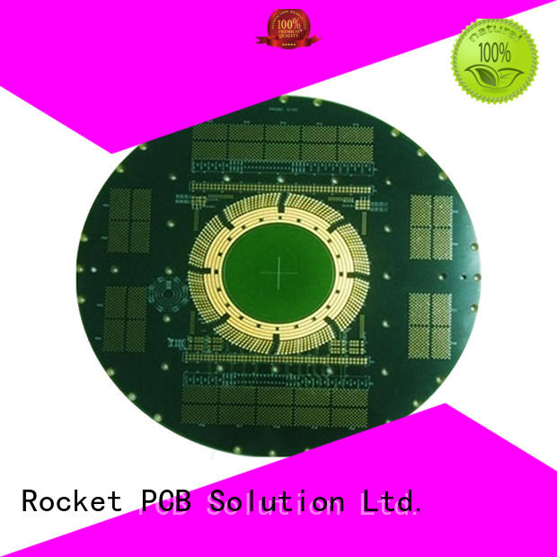Rocket PCB top quality pwb board circuit for digital device