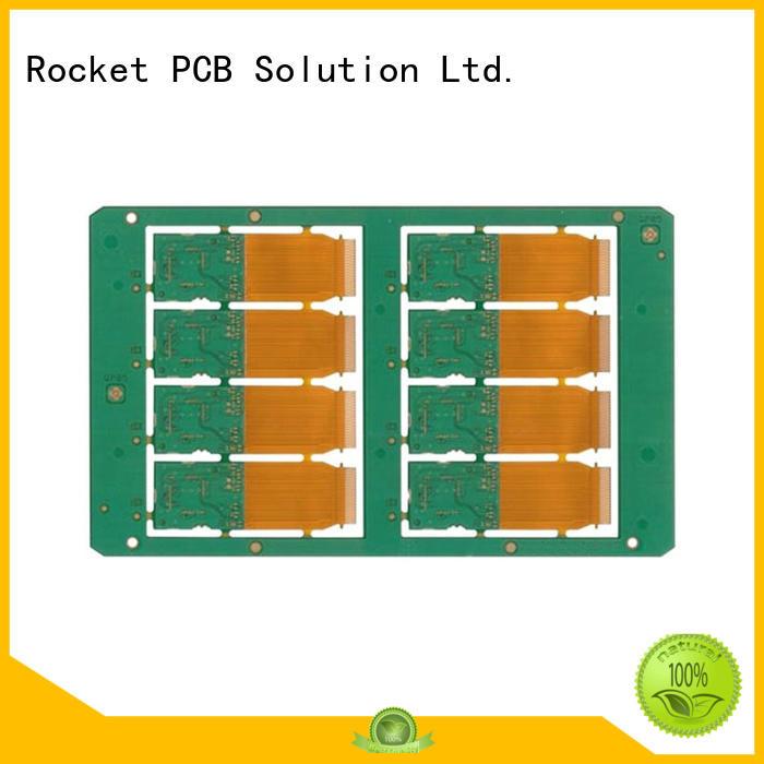 printed rigid flex pcb boards for instrumentation