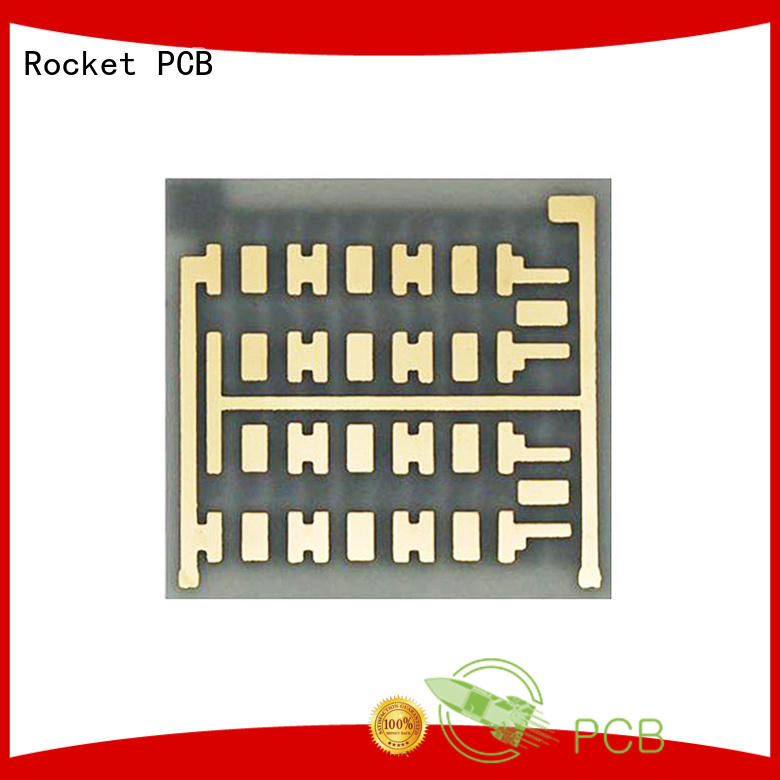 Rocket PCB pcb ceramic pcb manufacturer substrates for base material