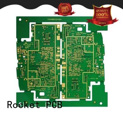Rocket PCB manufacturing pcb assembly prototype wide usage