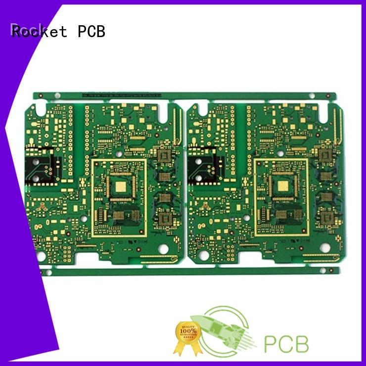 Rocket PCB at discount double layer pcb bulk production