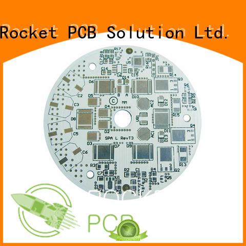 aluminum aluminium backed pcb popular led for digital device