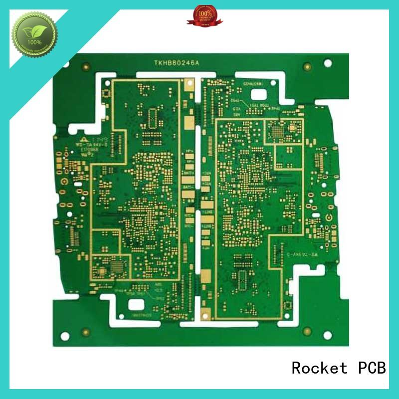 Rocket PCB customized HDI PCB board wide usage