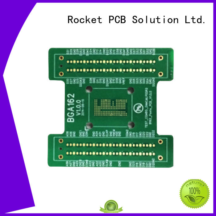 Rocket PCB manufacturing prototype pcb assembly components at discount