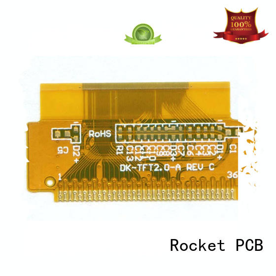 Rocket PCB pi flexible pcb cover-lay for electronics