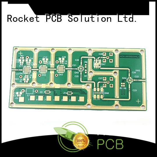 Rocket PCB multilayer high frequency PCB smart control at discount