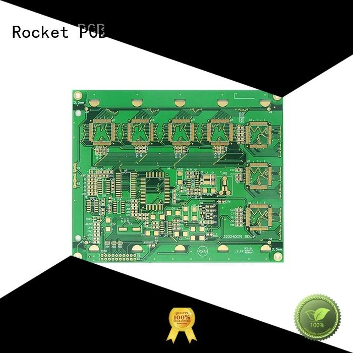High-tech and high-mixed Multilayer pcb in Rokcet PCB