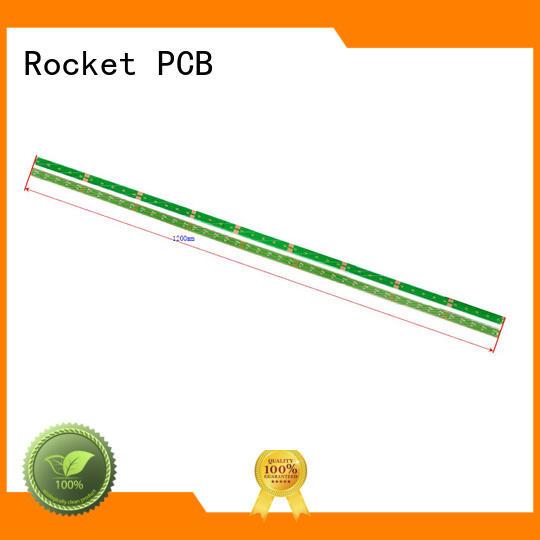 circuit large PCb custom size smart house control Rocket PCB