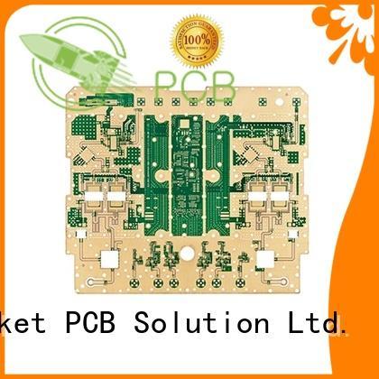 Rocket PCB micro-wave rf pcb hot-sale instrumentation