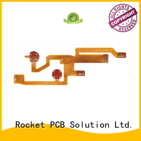 multi-layer flex pcb flex for digital device Rocket PCB