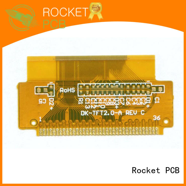 Rocket PCB pi flex pcb polyimide medical electronics