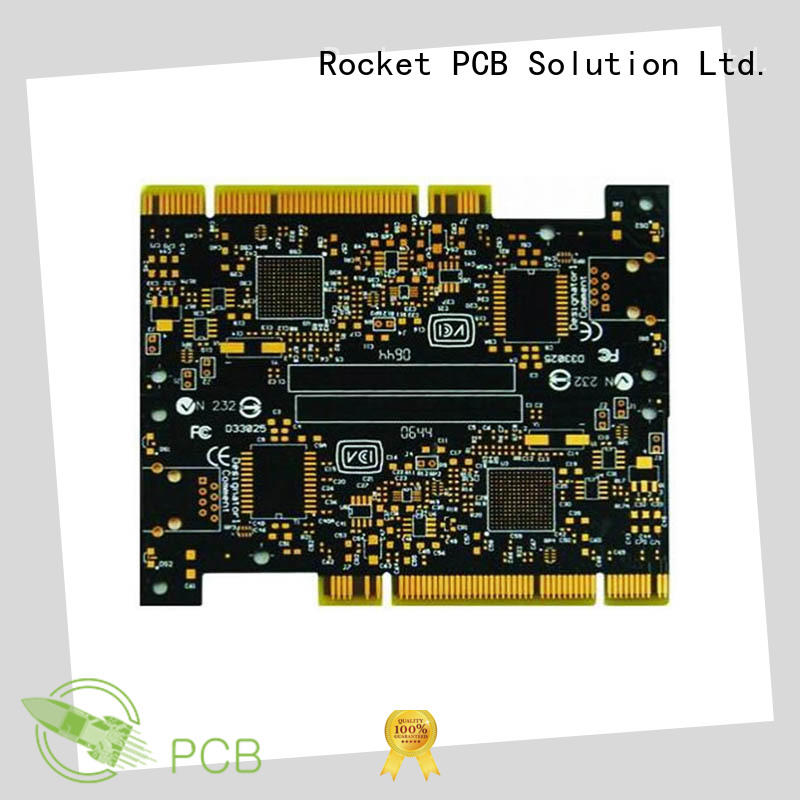 plated holes at discount for wholesale Rocket PCB