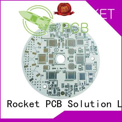 aluminum aluminium pcb board for led led equipment Rocket PCB