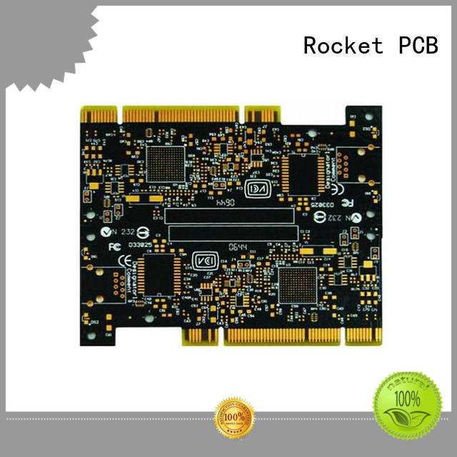 Rocket PCB optional motherboard pcb connector import