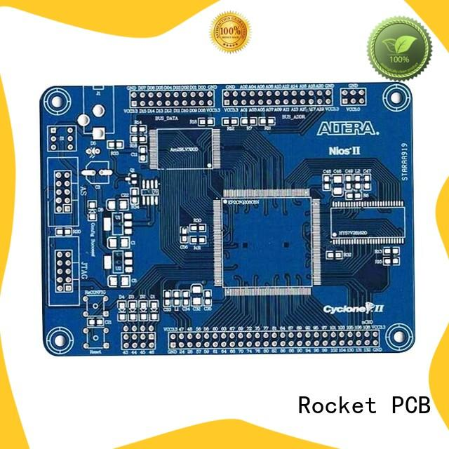 Double Sided PCB prototyping FR4 2-layer PCB fast turn
