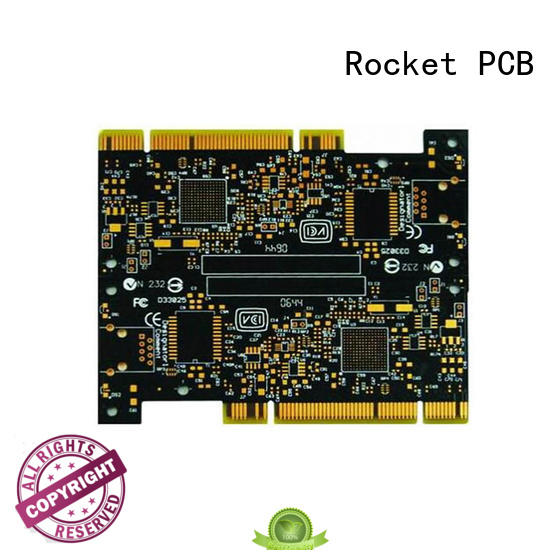popular gold column top selling for import Rocket PCB