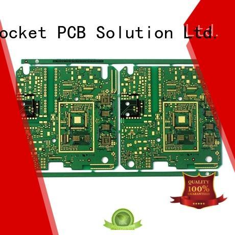 stacked HDI PCB fabrication anylayer at discount