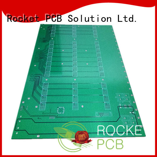 Rocket PCB large large format pcb smart house control