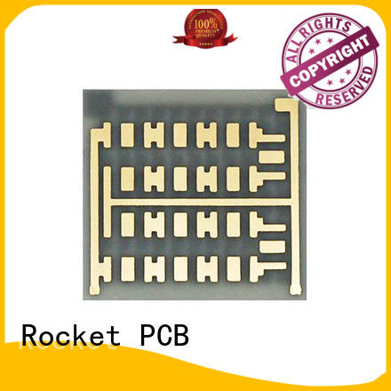 Rocket PCB heat-resistant IC structure pcb ceramic for electronics