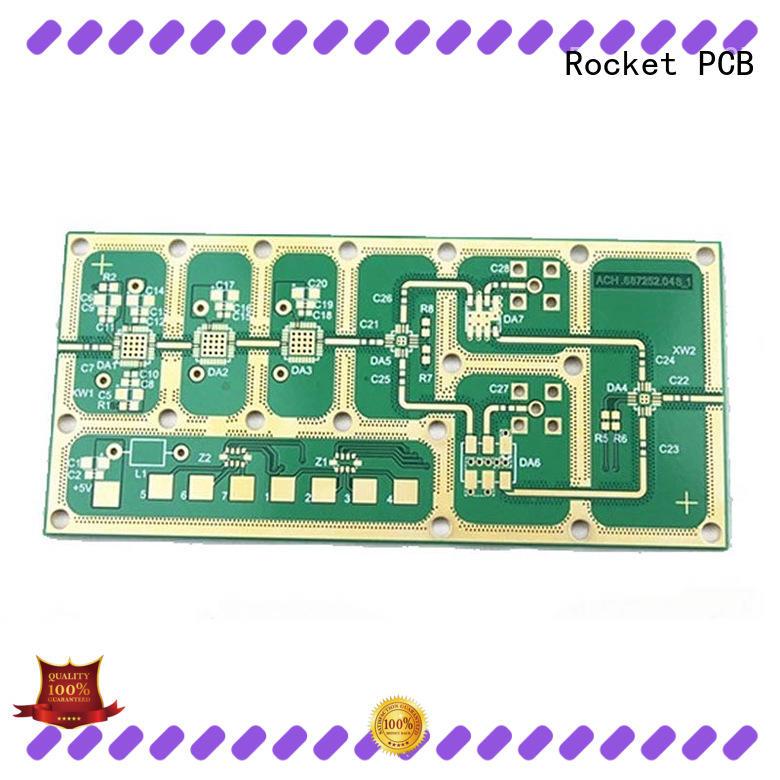 Rocket PCB cavity small pcb board on