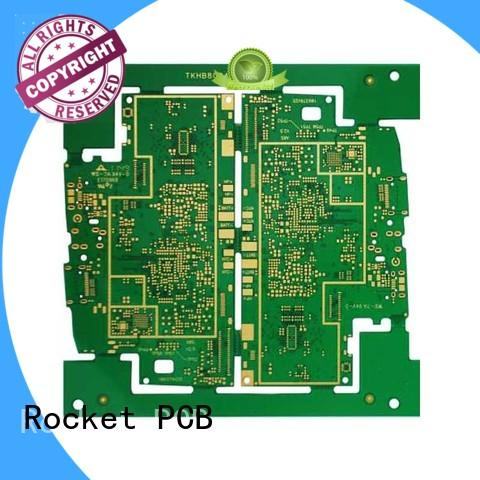 Rocket PCB prototype custom pcb printing prototype wide usage