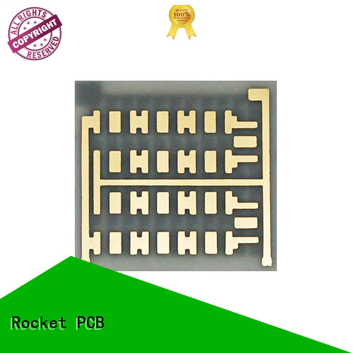 Rocket PCB ceramic high tech pcb base for automotive