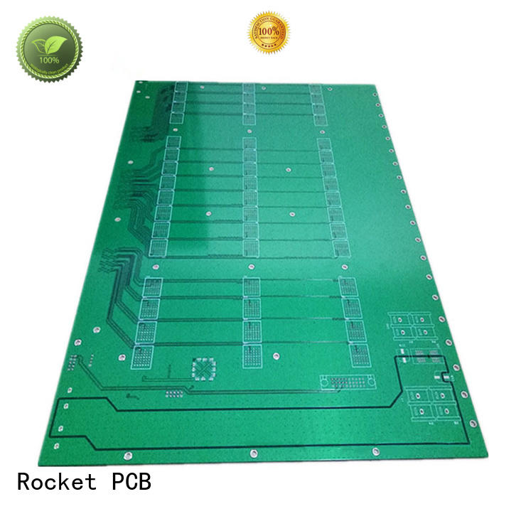 Rocket PCB long large format pcb custom size for digital device