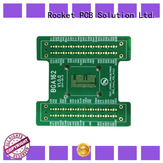 resistors pcb production pcb for wholesale Rocket PCB