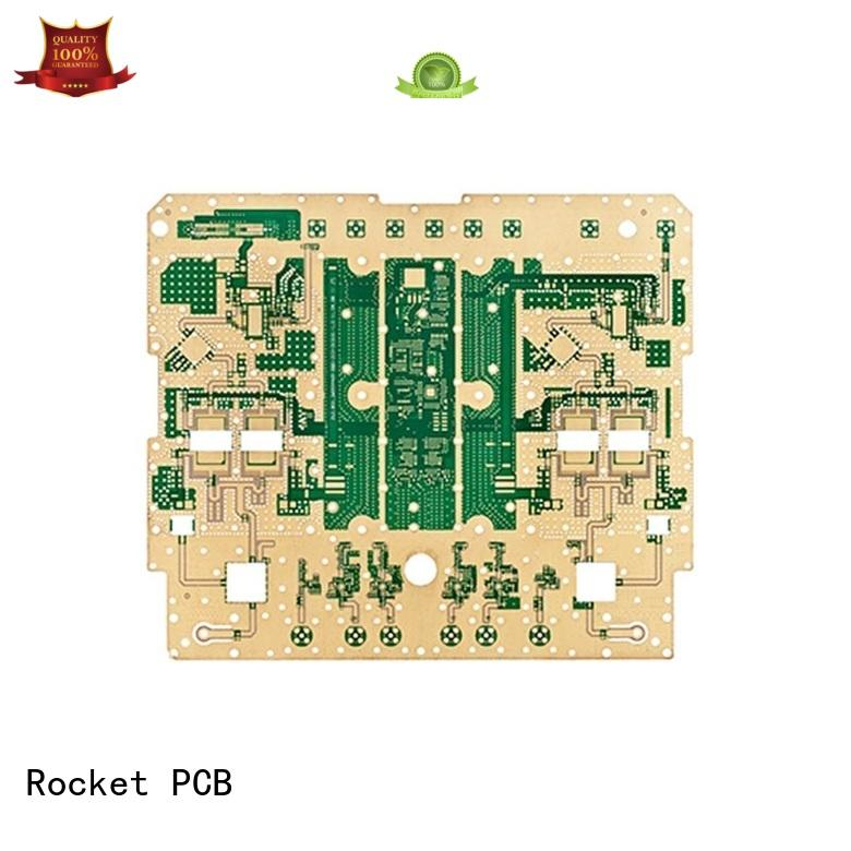 micro-wave rf pcb manufacturer hot-sale instrumentation
