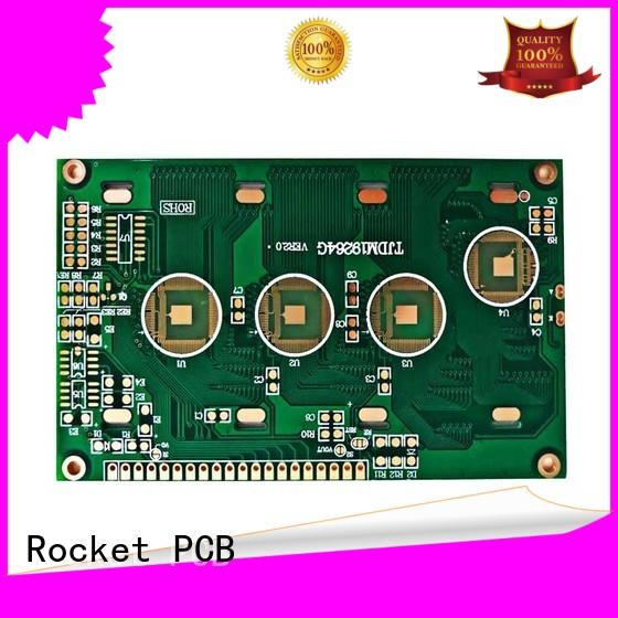 Rocket PCB fabrication wire bonding wire for digital device