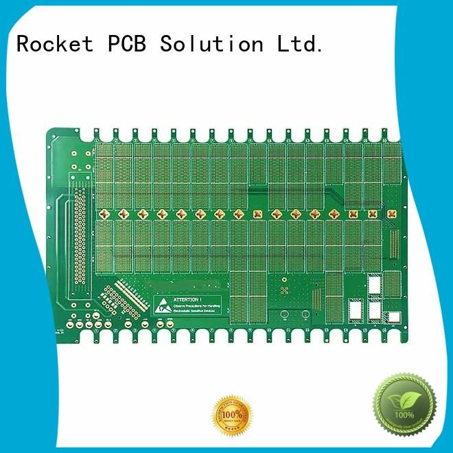 high quality printed circuit board manufacturing fabricate for vehicle Rocket PCB