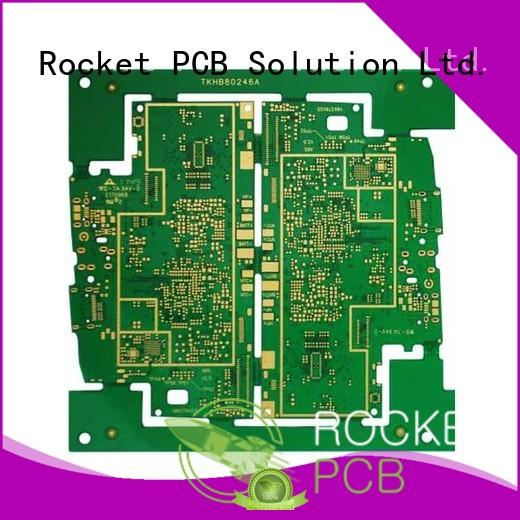 customized pcb hdi multistage density at discount