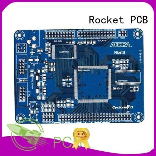 double sided printed circuit board custom turn around digital device