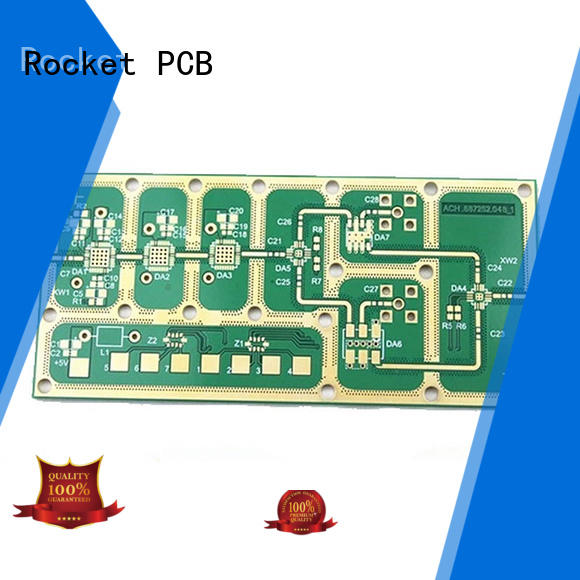 multilayer high frequency PCB multicavity smart control at discount