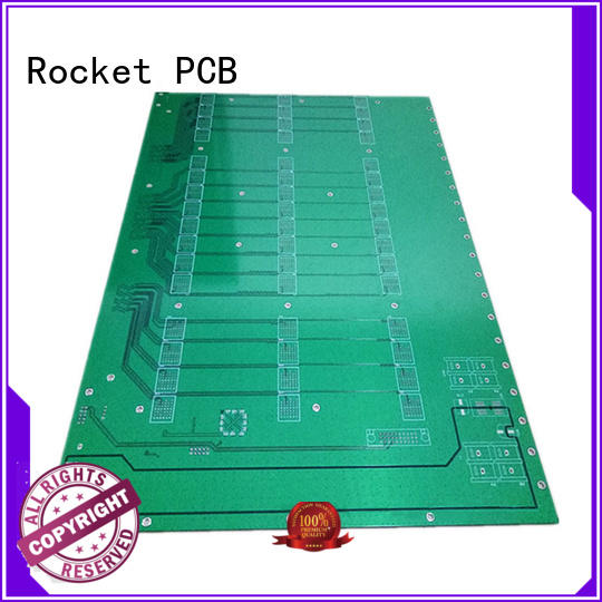 Rocket PCB Brand format size large pcb prototype board