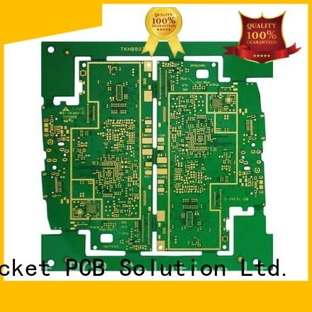 Rocket PCB customized pcb fabrication prototype wide usage