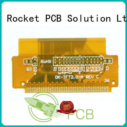 Rocket PCB board flexible circuit board flex for digital device