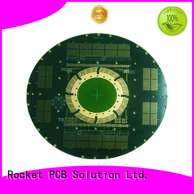 substrate pwb board circuit communicative