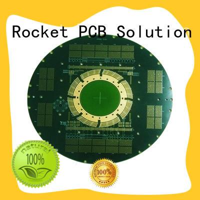 circuit metal core pcb packaging for digital device Rocket PCB