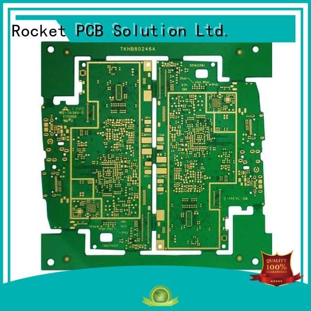 Rocket PCB hdi pcb manufacturing density interior