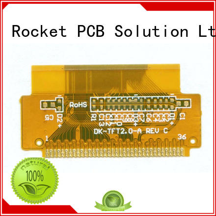 board flexible printed circuit boards for digital device Rocket PCB
